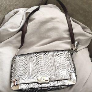 LTD Michael Kors Collection Authentic Python  Bag